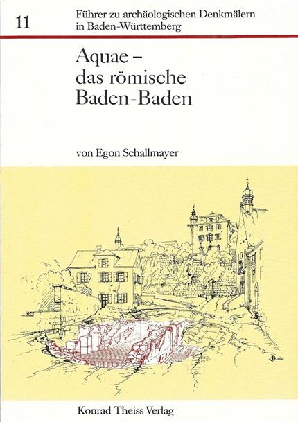 Führer zu archäologischen Denkmälern in Baden-Württemberg